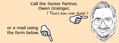 Contact Owen Grainger Associates
